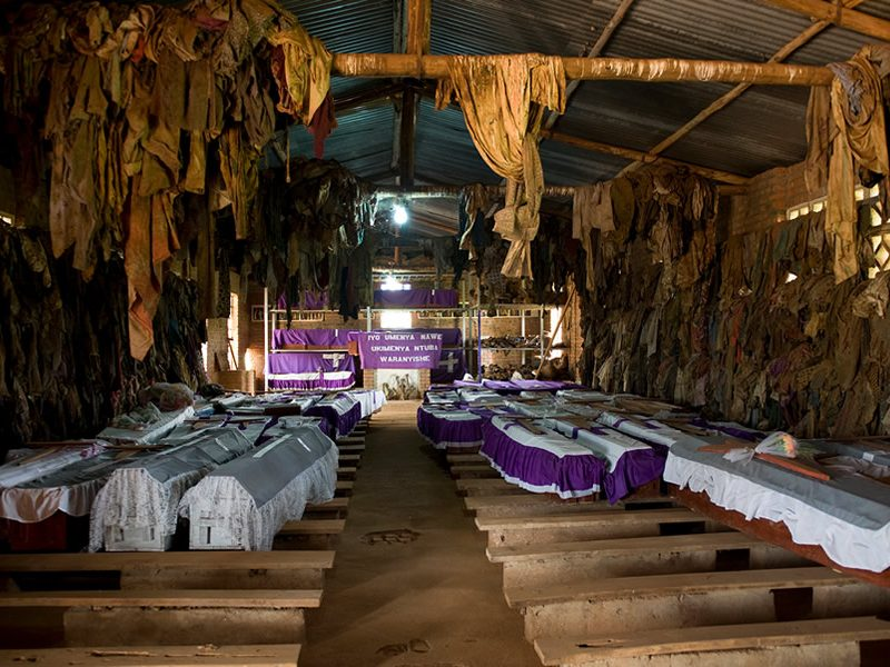 Rwanda's Ntarama & Gisozi Genocide on TripAdvisor Africa's Landmark 2015