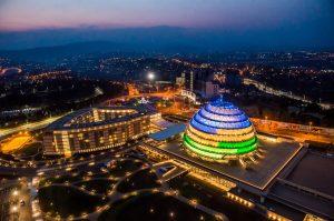 Kigali City of Rwanda
