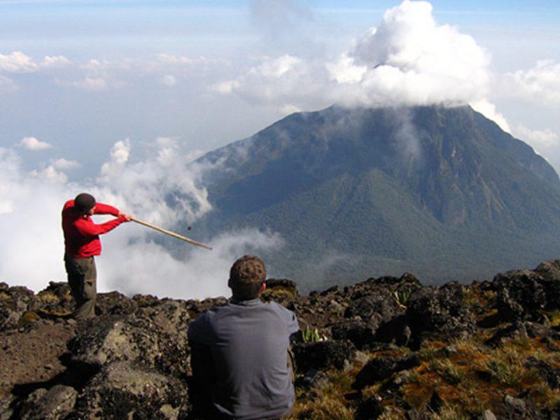 Hike Mount Karisimbi